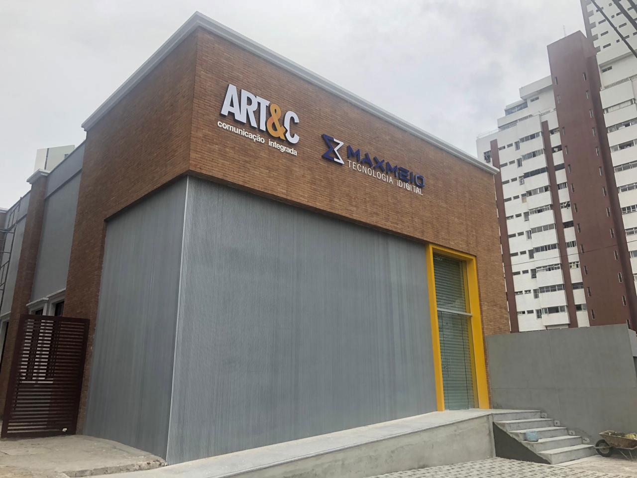 Art&C / Maxmeio