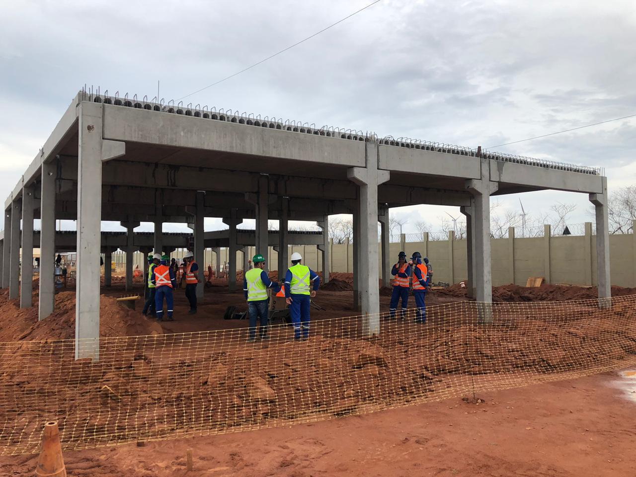 Complexo Eólico de Serra do Mel